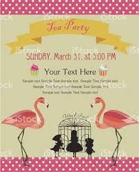 alice in wonderland template a tea party invitation template stock vector art 453107093 istock