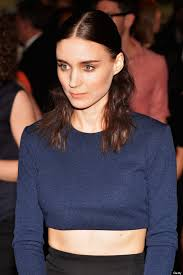Mara With The Rooney Mara Looks Sad In A Crop Top Huffpost
