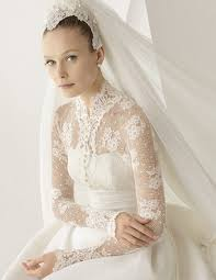 Designer Wedding Dresses 2011 20 Of The Most Stunning Long Sleeve Wedding Dresses Chic Vintage