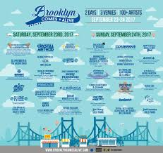 brooklyn comes alive announces supergroup formations daily lineups