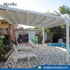 Retractable Roof For Pergola by Buy Pergola Retractable Roof Awning From Trusted Pergola