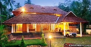 Kerala Traditional Home Design Home