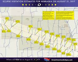 Time Zone Map Nebraska by Nebraska Eclipse U2014 Total Solar Eclipse Of Aug 21 2017