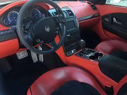 maserati granturismo red interior maserati interior loveit pinaphoto red audioexpress