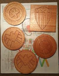 Best Wood Router Forum by Anyone Else Making Coasters Projects Inventables Community