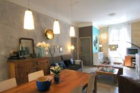salon et cuisine moderne decoration salon et salle a manger idee deco on d interieur moderne