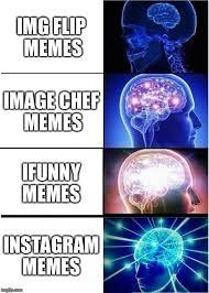 Imagechef Funny Meme - expanding brain meme imgflip