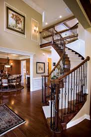 Staircase Ideas For Homes Wilmington De New Homes For Sale Greenville Overlook