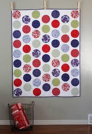 simple circles lap quilt lap quilts circle quilts and patterns