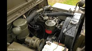 willys army jeep willys m38 military jeep motor1 com photos