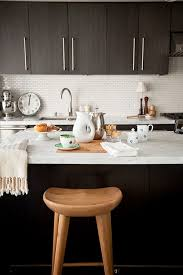 espresso kitchen cabinets with white countertops modern espresso kitchen cabinets design ideas