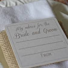 my advice for the and groom cards advice to the groom wedding tips and inspiration