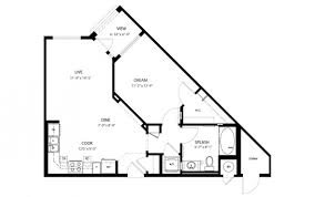 luxury apartment floorplans verge apartments