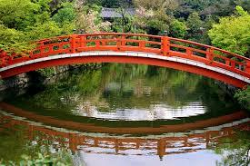 bedroom wonderful ese garden design bridge perfect home and