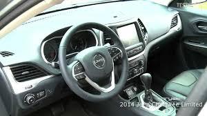 jeep interior accessories 2014 jeep cherokee interior youtube