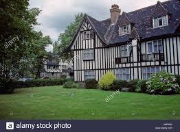 Tudor Style House by Half Timbered Mock Tudor Style Houses Ealing London England Early