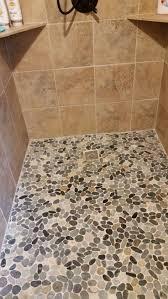 post taged with sliced pebble tile shower floor u2014