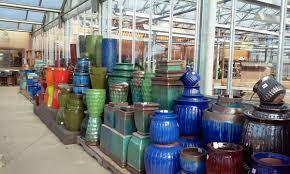 pottery trellises planters sargent u0027s nursery