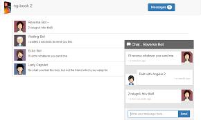 rxjs tutorial github exle chat application using rxjs and angular 2 angular 2