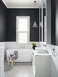 black and bathroom ideas ideas for a black and white bathroom new 8410