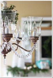 How To Make A Diy Chandelier Dining Room Brass Chandelier Makeover In My Own Style