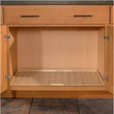 Kitchen Cabinet Liner Under Sink Drip Tray Mat Holds A Gallon Of Water Cabinet Liner