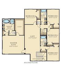 floor plans florida liberation home plan in gran paradiso manor homes by lennar