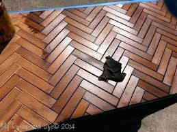 staining a table top cheap wood table tops staining wooden chevron herringbone table top