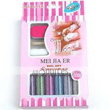 wholesale elegant nail art decoration kit lc090511308