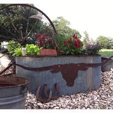 tanks made into planters u2014 crafthubs