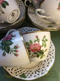 roses tea set buy tea set service schumann arzberg openwork porcelain on