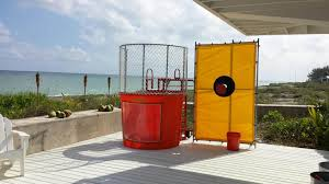 dunk booth rental dunk tank rentals in boca palm and broward county