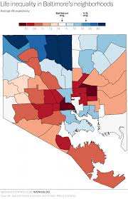 Baltimore City Map Visualizing And Valuing Baltimore U0027s Art And Culture Neighborhood