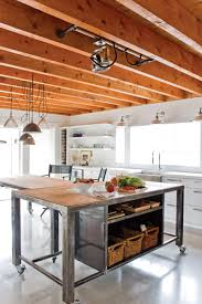 industrial style kitchen island photo gallery kitchen makeovers industrial kitchen island