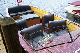 Power Boat Interiors Classic Runabouts And Antique Boats For Sale Vintage Marine