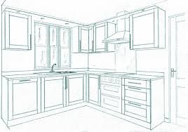 Kitchen Floor Planner by How To Design A Kitchen Floor Plan How To Design A Kitchen Floor
