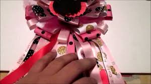 to be corsage minnie mouse banner for baby shower and to be corsage