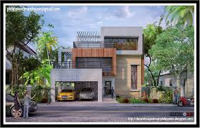 Rooftop Deck House Plans Dream House Plans Philippines Adhome