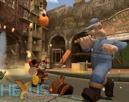 Wallace And Gromit Hutch Wallace And Gromit Curse Of The Were Rabbit Ps2 Feature