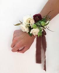 corsage wristlet flower wristlets for weddings 15 best corsages images on