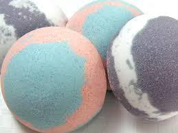 multi colored bath bomb tutorial for bath bombs craft