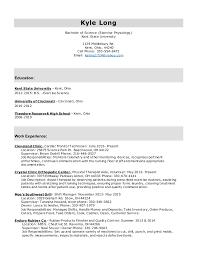 Football Coaching Resume Samples by Kyle Long U0027s Resume