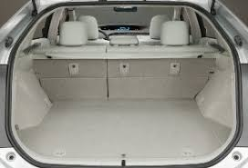 toyota prius luggage capacity nissan leaf as a taxi boards ie