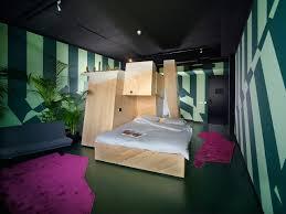 room creative hotel rooms in amsterdam interior design ideas