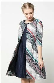 Gambar Model Baju Batik Modern | 13 dari 50 lebih gambar a href http www modelmuslims com 2017 08