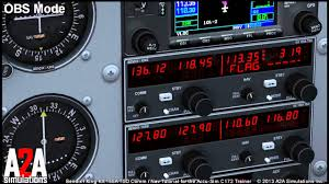 a2a c172 avioncs tutorials bendix king nav com navigation youtube