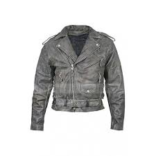 white motorcycle jacket mens vulcan jacket distressed leather motorcycle jacket