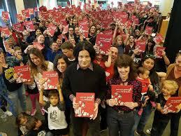 Barnes And Nobles Upper West Side Jack White Planning Lp Celebrating New Children U0027s Book At Nyc