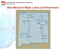 New Mexico lakes images Use and management of hydrologic resources in new mexico ppt jpg