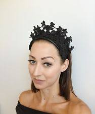 lace fascinator women s lace fascinators ebay